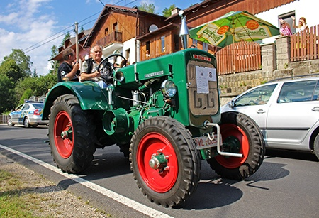 traktor VI