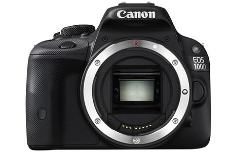 Canon EOS 100D - bajonet