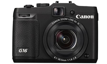 Canon PowerShot G16 s Wi-Fi