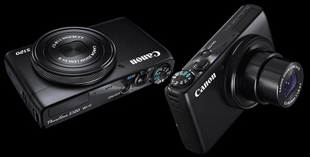Canon PowerShot S120 s Wi-Fi