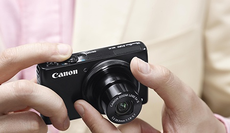 Canon PowerShot S120 v akci