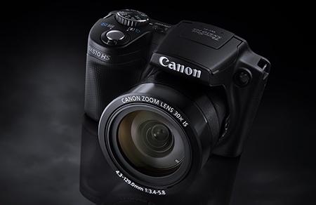 Canon PowerShot SX510 HS s Wi-Fi