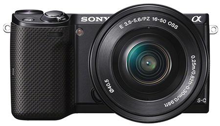 Sony NEX-5T s Wi-Fi