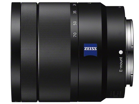 Carl Zeiss Vario-Tessar T* E 16–70 mm F4 ZA OSS