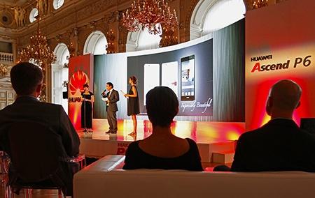 Huawei uvedl na český trh smartphone Ascend P6
