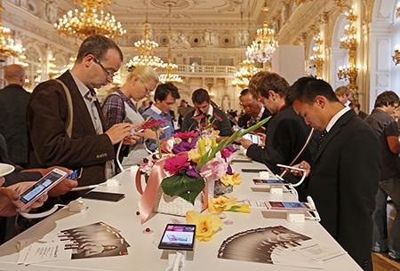 Huawei Ascend P6 - možnost vyzkoušet ve Španělském sále I