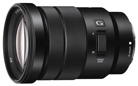"""Sony E PZ 18–105 mm F4 G OSS – první objektiv """"G"""" s bajonetem E"""