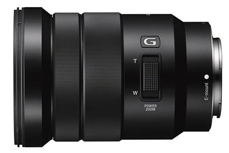 Sony E PZ 18–105 mm F4 G OSS