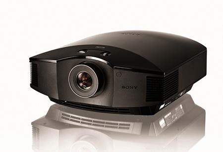 projektor pro domácí kino 4K Sony VPL-VW500ES