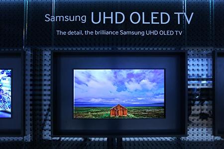 Samsung řady UHD OLED TV II