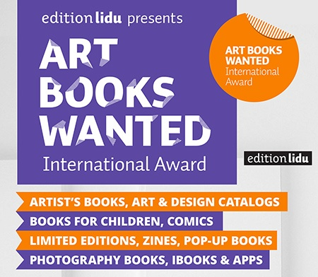 ART BOOKS WANTED International Award