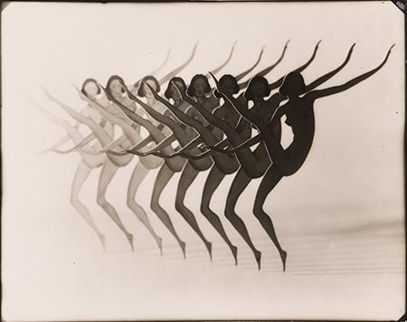 František Drtikol: Tanečnice (varianta), 1930; photo © František Drtikol — dědicové, 2013