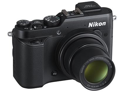 Nikon Coolpix P7800 - zoom
