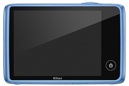 Nikon Coolpix S02 - dotykový displej