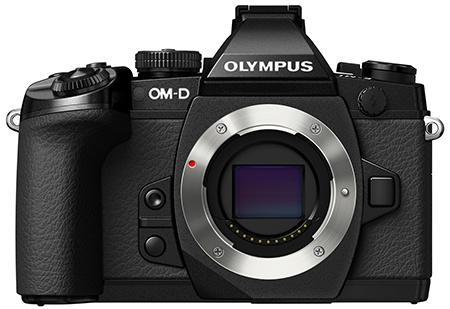 Olympus OM-D E-M1 - bajonet