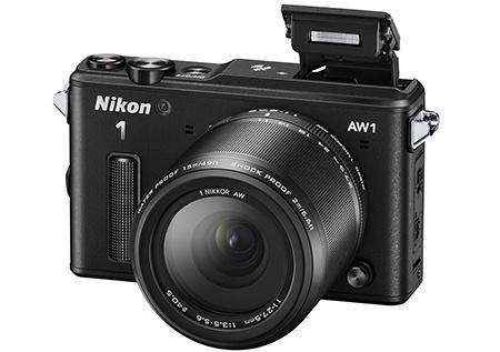 Nikon 1 AW1 černý