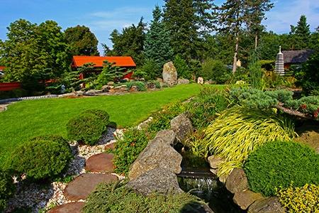 japonská zahrada I