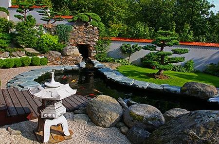 japonská zahrada IV