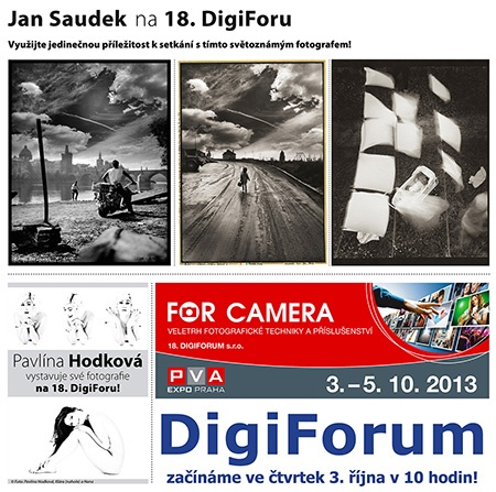 18. DigiForum + FOR CAMERA + FOR MUSIC AND SHOW