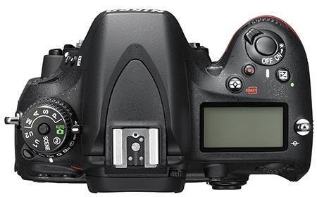 Nikon D610 shora
