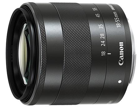 Canon EF-M 18–55 mm 1:3,5–5,6 IS STM v testu