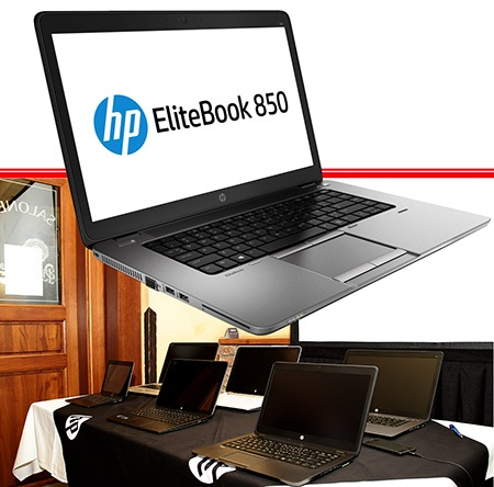 HP notebooky