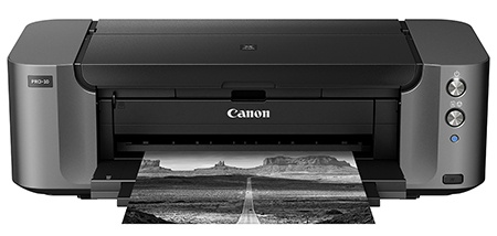 Canon PIXMA Pro-10 zepředu
