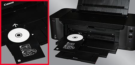 příprava potisku CD/DVD V
