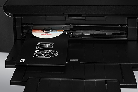 potisk CD/DVD v realizaci