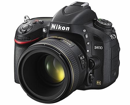 Nikon AF-S Nikkor 58 mm f/1,4G na DSLR D610