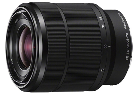 Sony FE 28–70 mm 1:3,5–5,6 OSS