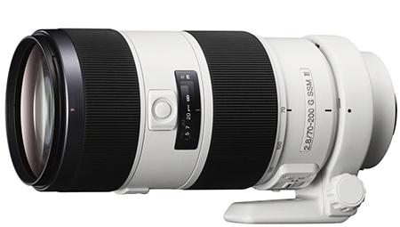 Sony 70–200 mm 1:2,8 G SSM II
