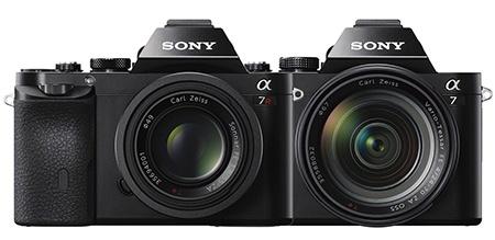 Sony Alfa 7 a 7R: kompaktní DSLM fotoaparáty s full frame snímači a Wi-Fi