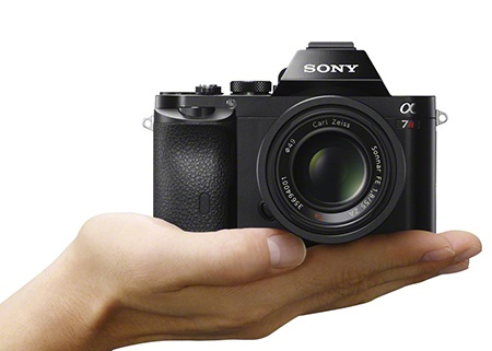 Sony Alfa 7 a 7R