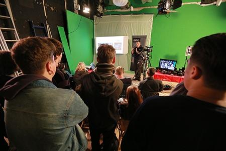 Canon Cinema EOS na Žižkově I
