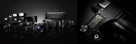 Sony Cyber-shot DSC-RX10 - nabídka příslušenství