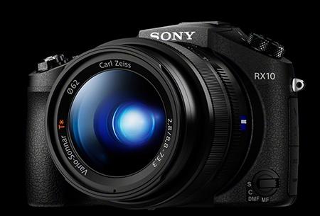 Sony Cyber-shot DSC-RX10 s ultrazoomem a Wi-Fi