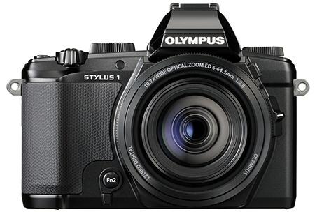 Olympus Stylus 1 - en face