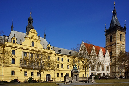 Karlovo náměstí I