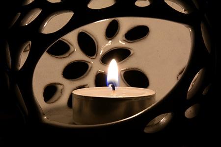 svíčka II