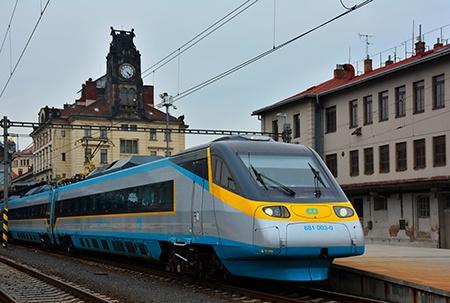 vlak III