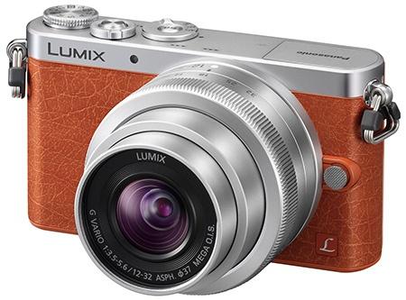 Panasonic Lumix GM1 - klasický 3/4 pohled