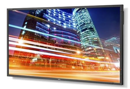 nové public displeje NEC MultiSync série P