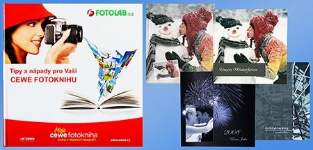 Kniha Tipy a nápady pro vaši CEWE FOTOKNIHU
