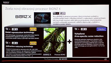 A7/7R - obrazový procesor