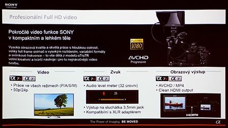 A7/7R - video
