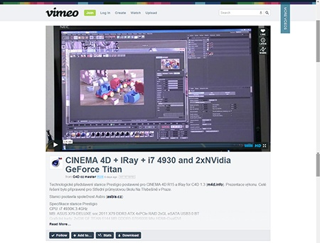 video na Vimeo.com I