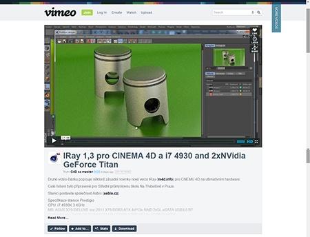 video na Vimeo.com II