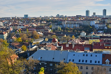 Městská krajina I
