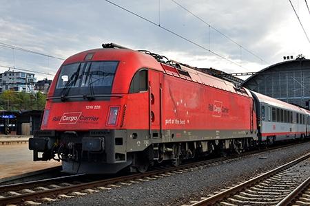 Nikon D610 - vlak II